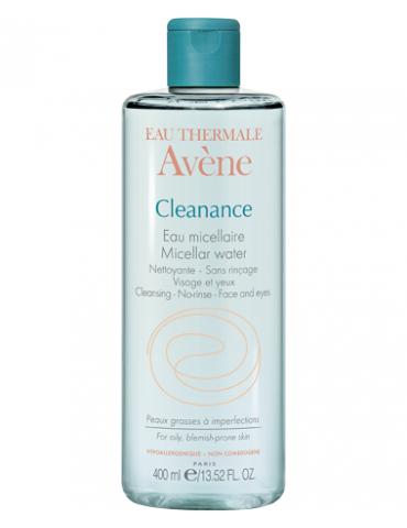 Avene Cleanance Acqua Micellare 400ml Avène