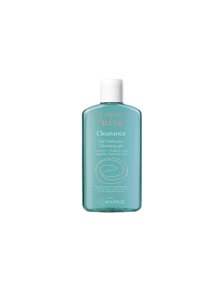 Avene Eau Thermale Cleanance Gel detergente viso e corpo 200ml 931979823