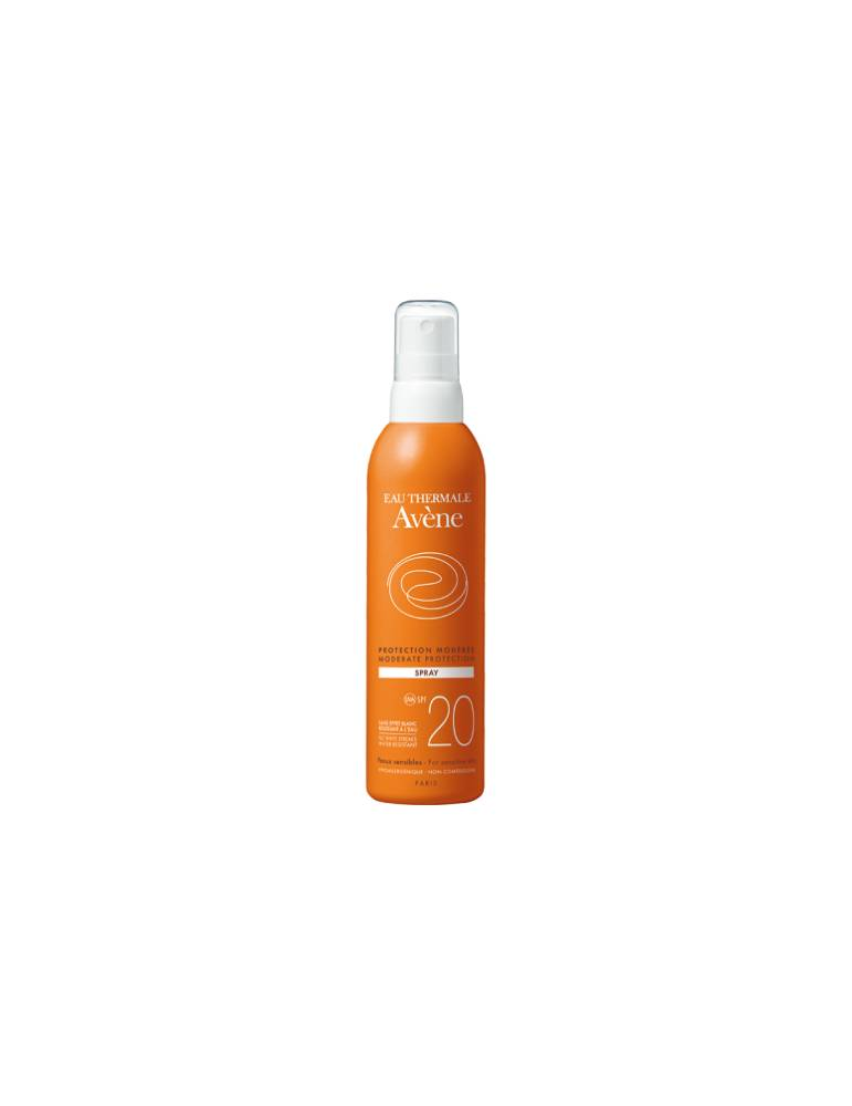 Avene Spray Solare Protezione media SPF20 200ml 902720061