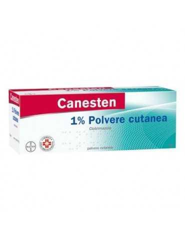 Canesten Polvere cutanea 1 flacone 1% 30g BAYER SpA022760108 BAYER SpA