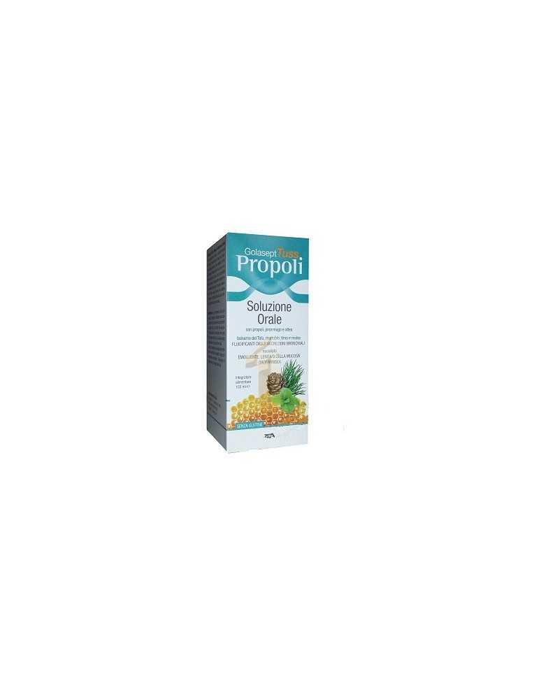 Golasept Tuss soluzione orale per adulti 935240844