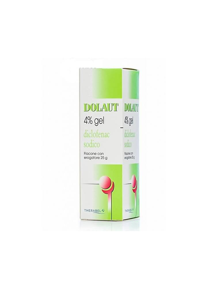 Dolaut 4% gel spray flacone con erogatore 25g 033913017