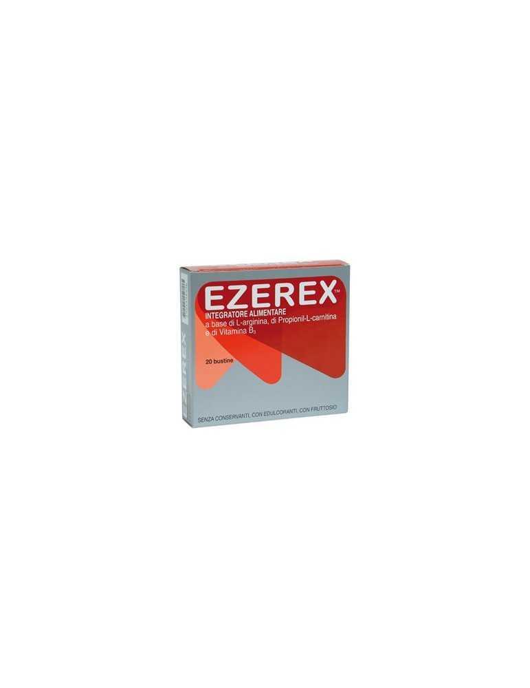 Ezerex 20 Bustine integratore alimentare stanchezza fisica e stress 905498996