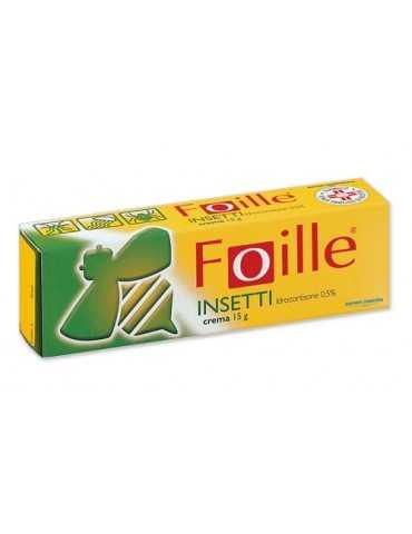 Foille Insetti Crema 15g 0,5% VEMEDIA MANUFACTURING B.V. 020051037