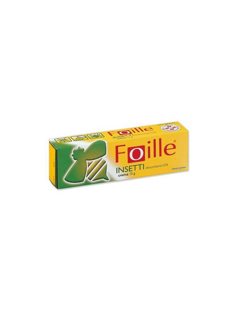 Foille Insetti Crema 15g 0,5% 020051037