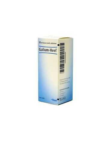 Guna Heel Galium medicinale omeopatico gocce 30ml 909468389