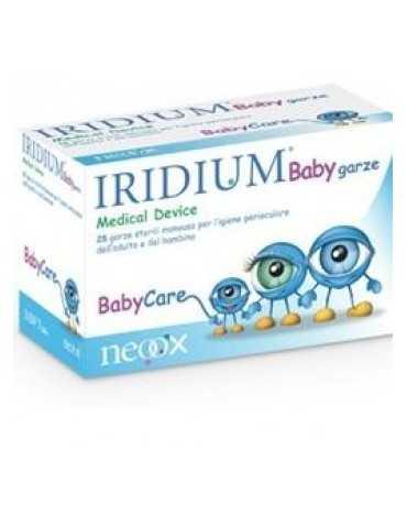Iridium Baby garze oculari...