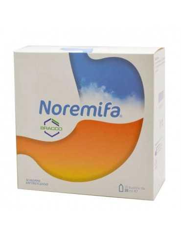 Noremifa sciroppo antireflusso 25 bustine da 20ml 933564205