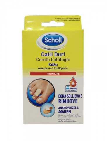 Dr Scholl Cerotti per Calli Duri 8pz 909164461