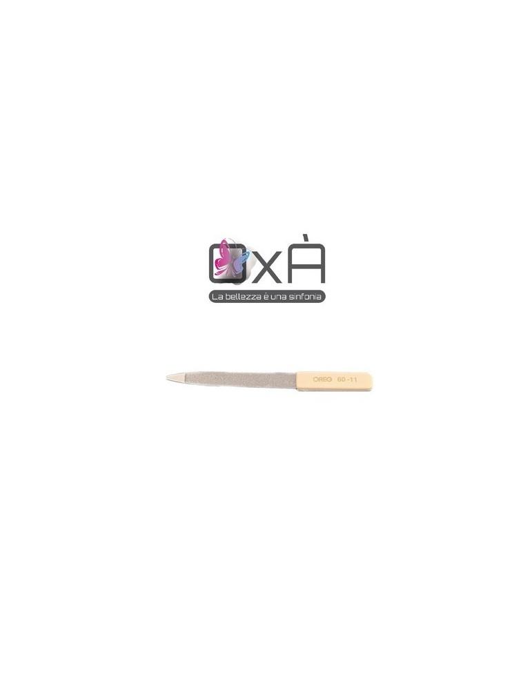 Oxà Lima diamante di 13 cm con manico bianco mod.60/13 939463648