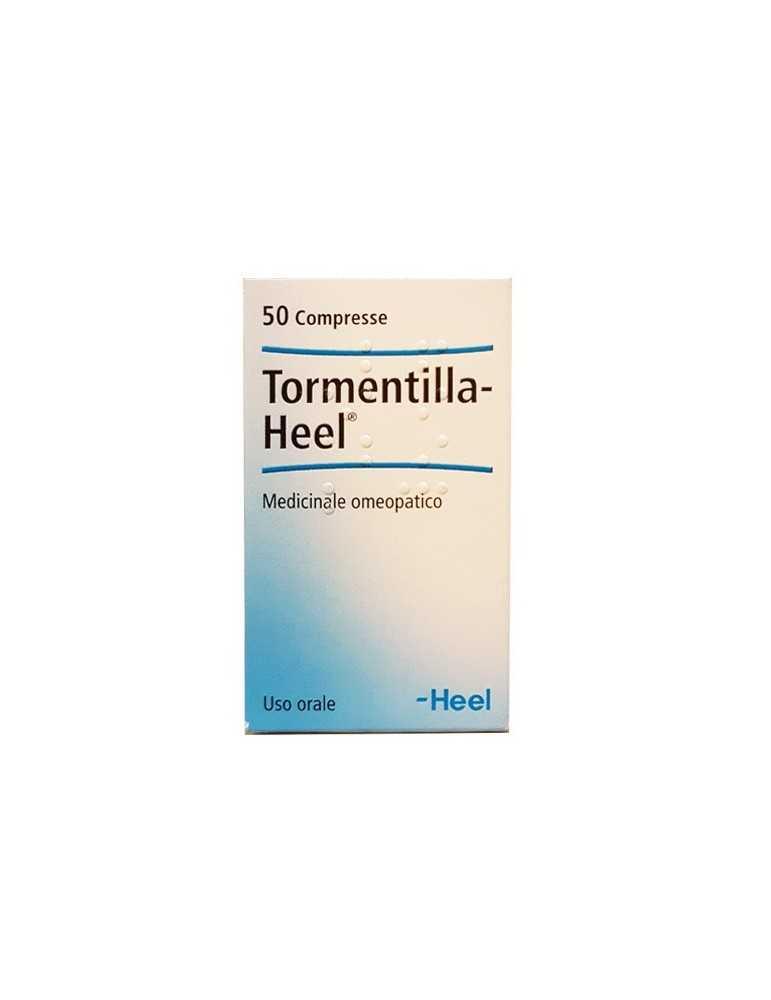 Guna Tormentilla-Heel Omeopatico 50 compresse 800166908