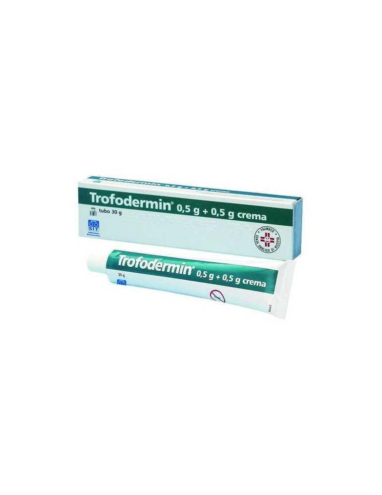 Trofodermin Crema dermatologica 0,5%+0,5% 30gr 020942025