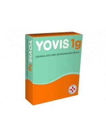 Yovis 1g granulato per sospensione orale 10 bustine 029305012