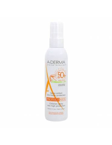 A-Derma A-D Protect Kids Spray Solare SPF50+ 200ml 971551460