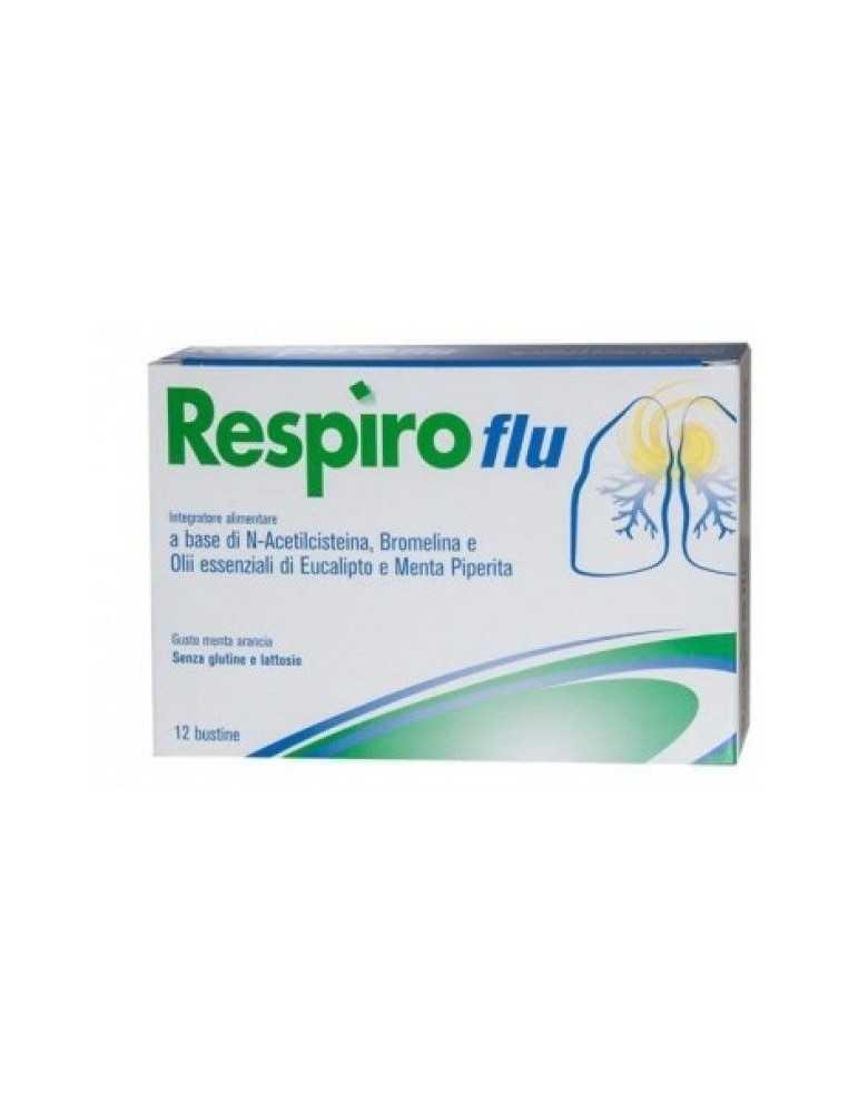 Respiro Flu 12 bustine 935210854