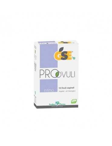 Gse Intimo Pro-Ovuli 10 ovuli vaginali 923023877