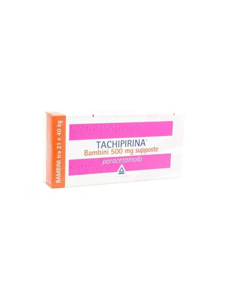 Tachipirina Bambini 500mg 10 supposte Angelini