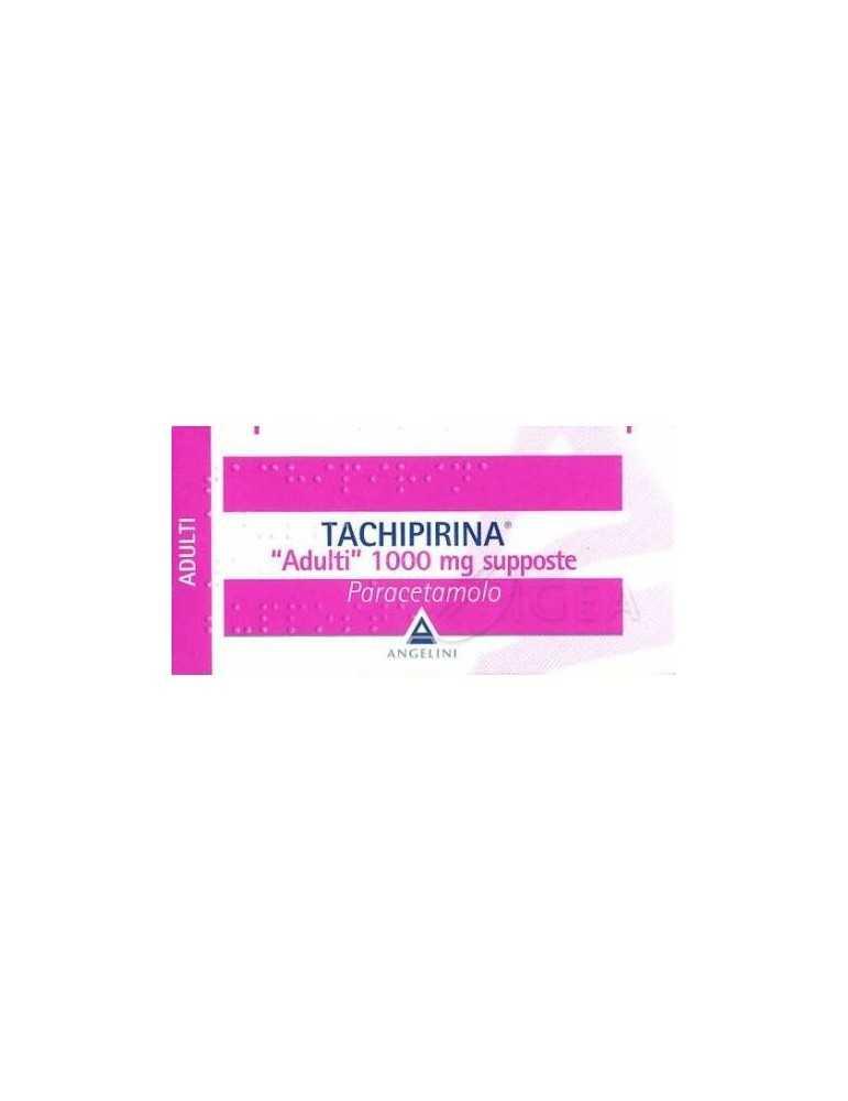Tachipirina Adulti 10 Supposte 1000mg 012745067