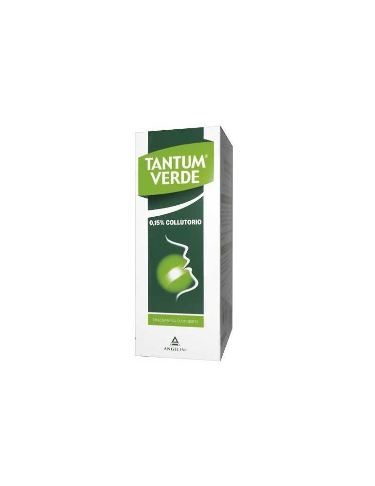 Tantum Verde Colluttorio 240ml 0,15% ANGELINI SpA 022088076 Colluttori