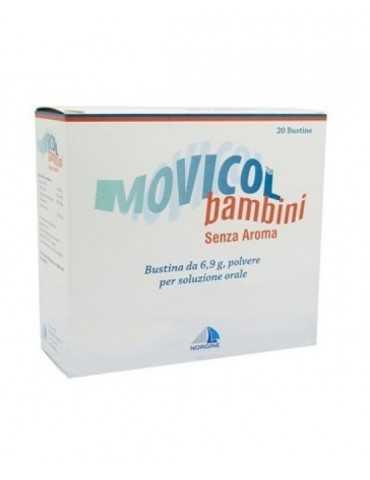 Movicol Bambini Senza Aroma...