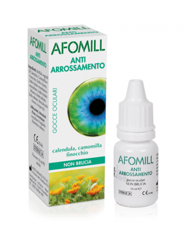 Afomill Antiarrossamento Collirio 10ml