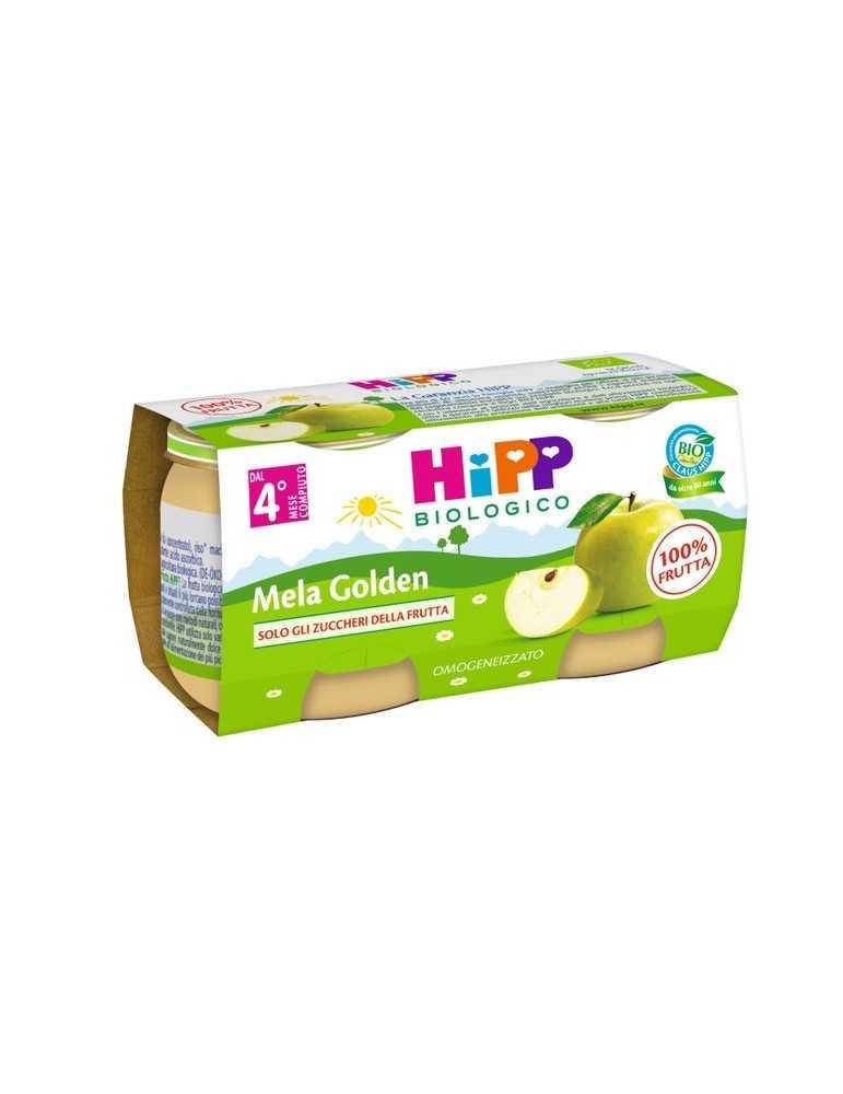 HIPP omogeneizzato mela golden BIO 2X80g 937484855