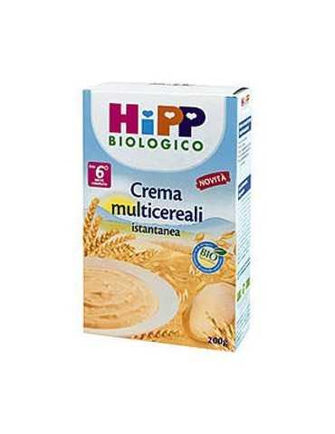 HIPP crema multicereali BIO 904563549